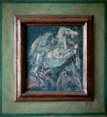 cavaliere _ ciclo etrusco